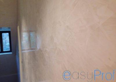 Easyprof Stucco Veneziano Milano dettaglio parete