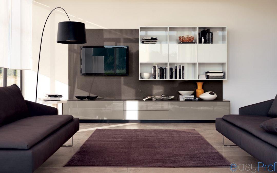 Quali colori scegliere per pitturare il soggiorno