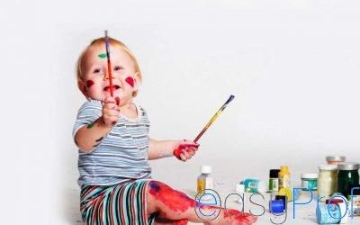Come dipingere la cameretta dei vostri bambini
