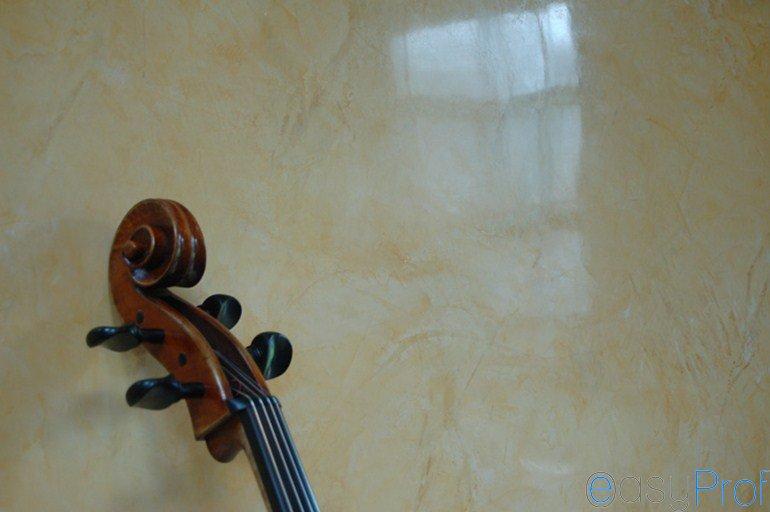L'arte del marmorino, come renderlo lucido e splendente