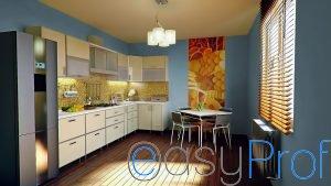 blu cucina