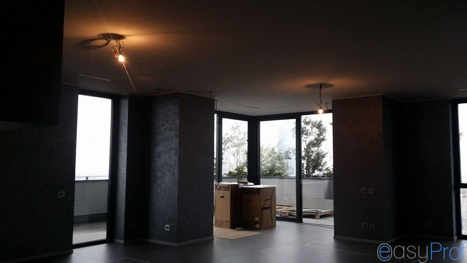 Oikos Ottocento Bosco Verticale Appartamento Milano Imbianchino