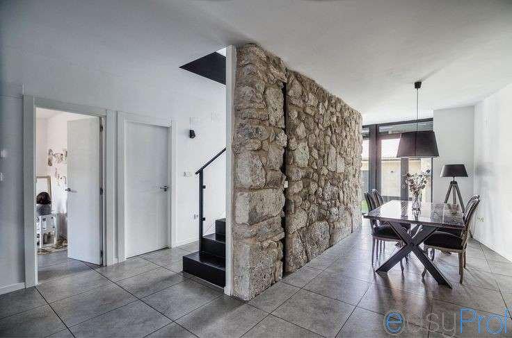 Pareti interne in pietra per decorare e rendere unico il tuo ambiente domestico