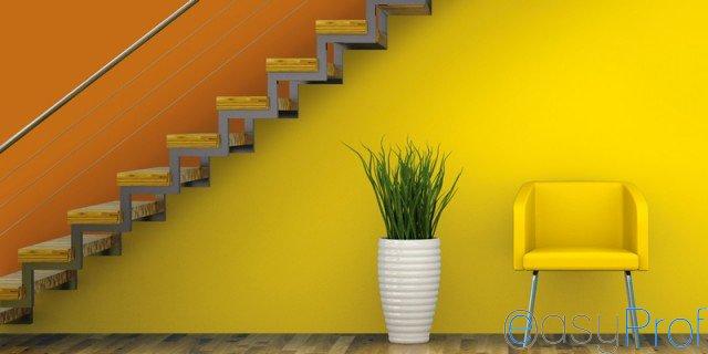 Pitture murali per decorare le pareti: le idropitture e gli smalti