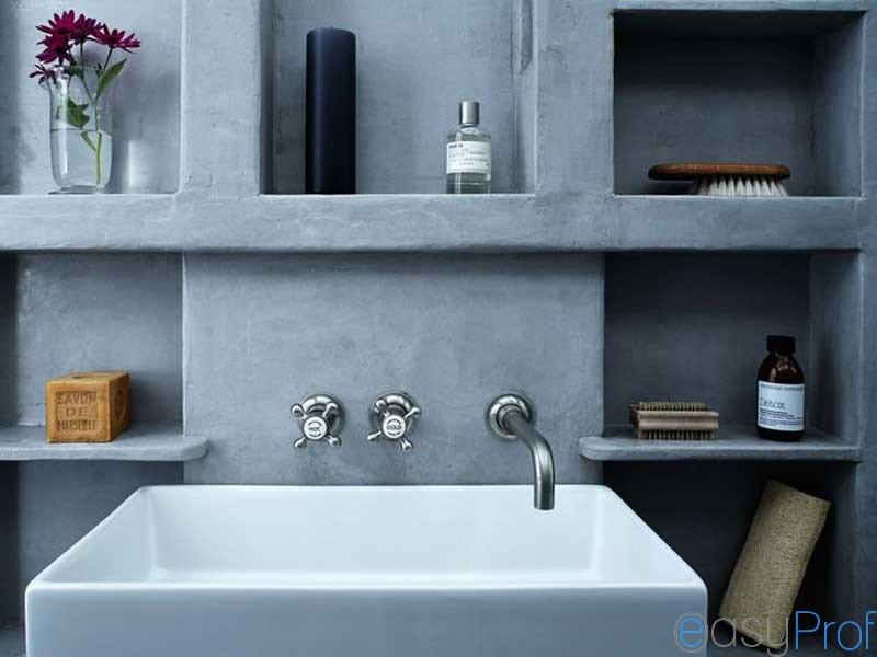 Il tadelakt: l'intonaco marocchino impermeabile all'acqua ideale per i bagni