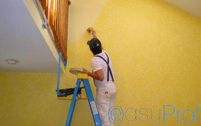 Pittura antifumo per eliminare ogni traccia di fumo e fuliggine dalle pareti