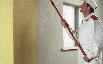 Pitture ai silicati resistenti all'umidità e alle intemperie