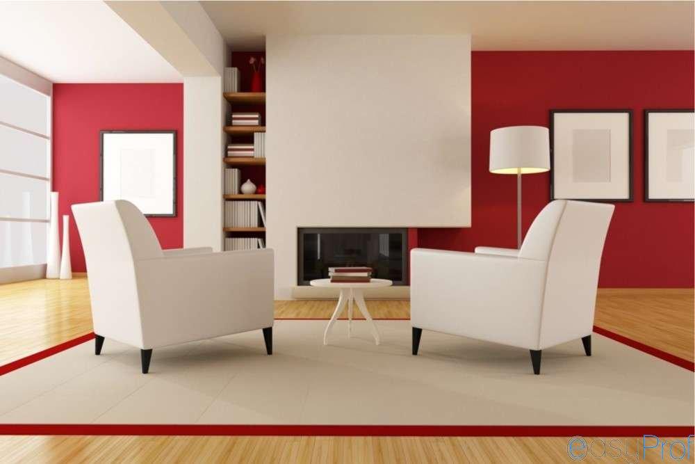 Tinteggiare le pareti interne con due colori, quali colori scegliere?