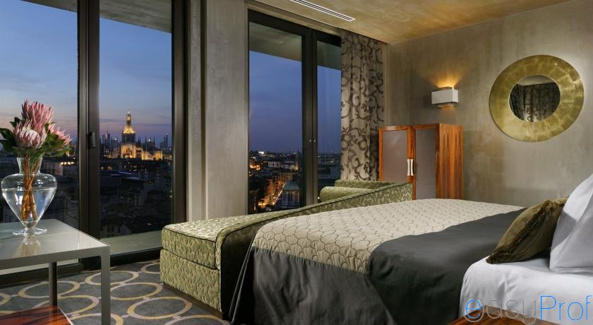 Ottocento Oikos Hotel a Milano – Imbianchino