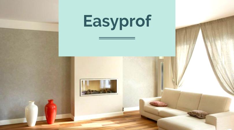 Imbianchino Carate Brianza: scegli la professionalità di Easyprof