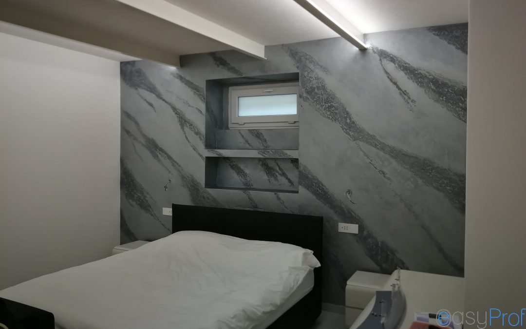Arredare le pareti con l'effetto Pietra Spaccata di Giorgio Graesan